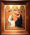 Gherardo starnina, incoronazione della vergine e angeli, 1400-10 ca. 01.jpg