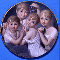 Giambattista Gigola - Portrait of the Children of Gian Giacomo Trivulzio - Google Art Project.jpg
