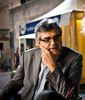 English: Giancarlo De Cataldo, Italian writer