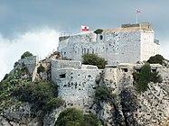 Gibraltar, Parson's Lodge Battery