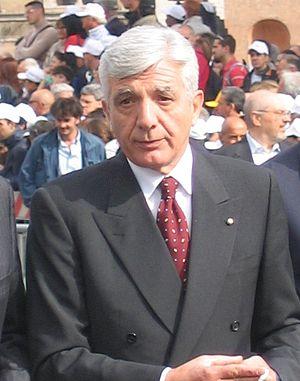 Giovanni De Gennaro (police officer) - Image: Giovanni De Gennaro