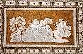 Giovanni da udine, storie della ninfa callisto, 1537-40, 04 arcade assal la madre trasformata in orsa, ma interviene giove (con ganimede).jpg