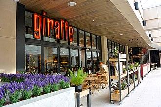 Giraffe World Kitchen - Giraffe at Trinity Leeds