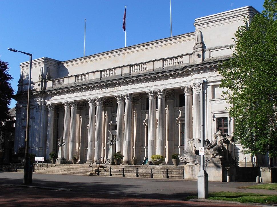 Glamorgan Building, Cardiff University