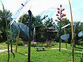Glasgarten - JOSKA Glasparadies, Bodenmais.JPG