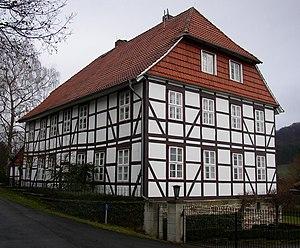 Gleichen, Lower Saxony - Obergut Appenrode