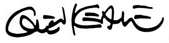 Glen Keane - Image: Glen Keane signature