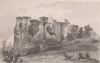 Barony of Glengarnock - Glengarnock Castle.
