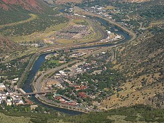 Glenwood Springs, Colorado Home Rule Municipality in Colorado, United States