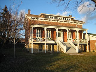 Joseph F. Glidden House United States historic place