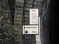 Gloggnitz - KG Aue - Semmeringbahn - Beschriftung Rumplertunnel.jpg