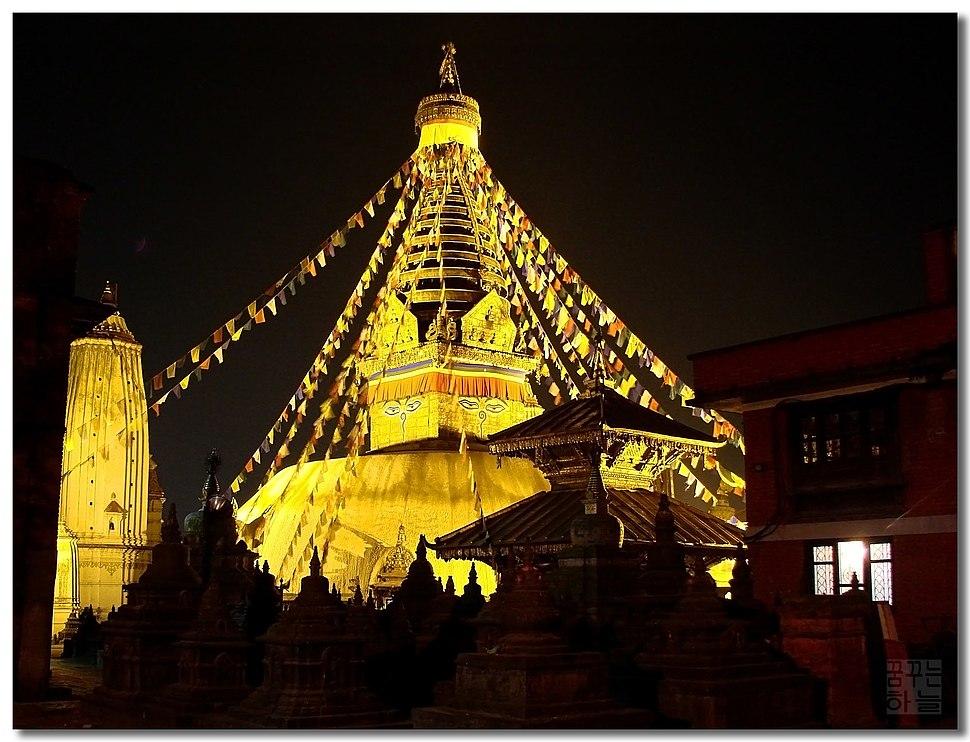 Glowing Swayambhu (3005358416)