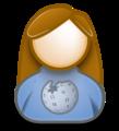 Gnome-Wikipedia-user-female.png