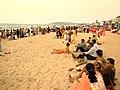 Goa, India -- Calangute beach, one evening ... before the tourist deluge.jpg