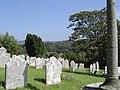 Godshill Cemetery, Isle of Wight - geograph.org.uk - 907896.jpg