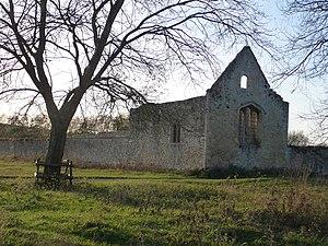 Rosamund Clifford - Godstow Abbey ruins