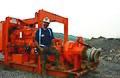 Godwin pump at Que Creek mine.jpg