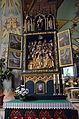 Gotische Kunst, um 1500, Dormition der Jungfrau Maria, Zywiec-Saybusch.JPG
