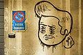Graffiti - Piazza San Lorenzo, Reggio Emilia, Italia - 6 Novembre 2012 - panoramio.jpg