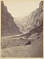 Grand Cañon of the Colorado River, Mouth of Kanab Wash, looking West MET DP114477.jpg