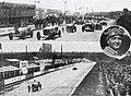 Grand Prix de l'A.C.F. 1929, départ puis course (médaillon Grover-Williams, vainqueur pour la seconde fois).jpg
