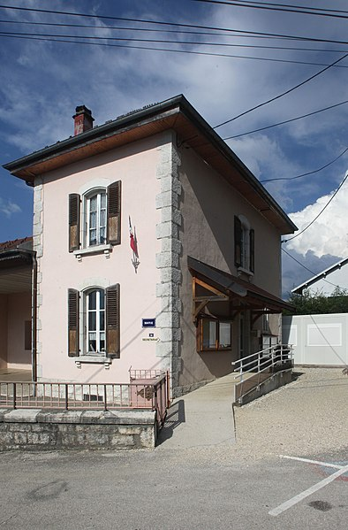 File granges narboz mairie img wikimedia commons - Mairie guilherand grange ...