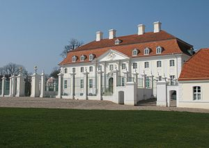 1739 in architecture - Schloss Meseberg