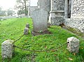 Grave of Robert Wyndham Ketton-Cremer, St Margaret's Church, Felbrigg - geograph.org.uk - 1051562.jpg