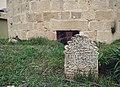 Grave stone in the prince's graveyard in Amedi, Kurdistan.jpg