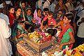 Graven Image Pranam - Evening Function - Rawatpura Sarkar Ashram - Chitrakoot - Satna 2014-07-05 6926.JPG