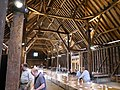 Great Barn, Manor Farm, Ruislip, 2015 07.jpg