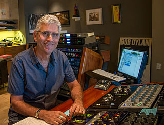 Greg Calbi American mastering engineer