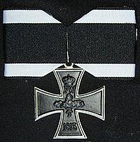 Grootkruis uit 1813 IJzeren Kruis.jpg