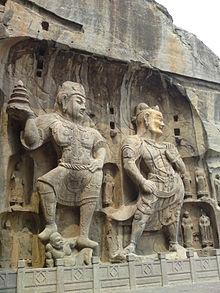 Voyage Chine: Les grottes de Longmen