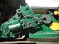Grue à vapeur Craven Bros.- mécanisme - Train World.jpg