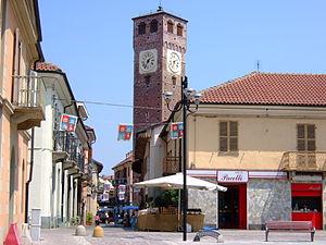 Grugliasco - Downtown Grugliasco