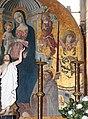 Guidoccio cozzarelli, madonna col bambino e santi, 02.JPG