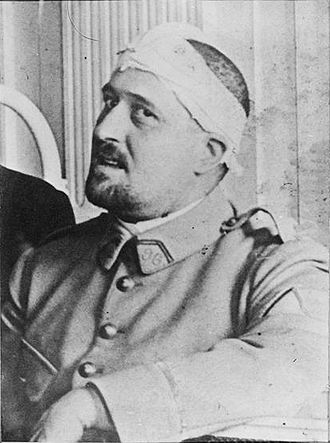 The Cubist Painters, Aesthetic Meditations - Guillaume Apollinaire during the spring of 1916 after his shrapnel wound to the temple