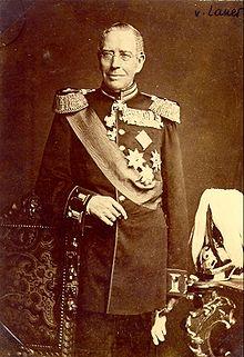 Gustav von Lauer (1878) (Quelle: Wikimedia)