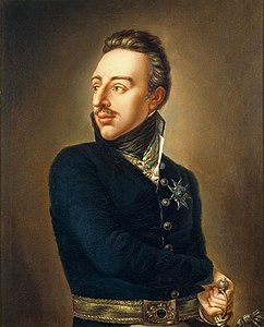 Gustav IV Adolf of Sweden King of Sweden between 1792-1809