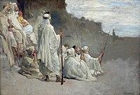 Gustave Guillaumet 1886c Guerriers arabes au repos.jpg