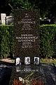 Gustaw Lutkiewicz, Wiesława Mazurkiewicz (grób) 01.jpg