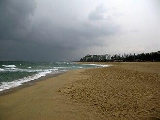 Gangneung - Gyeongpo Beach