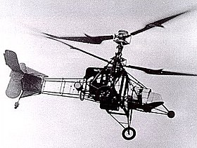 Image illustrative de l'article Breguet Gyroplane Laboratoire