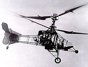 Breguet-Dorand Gyroplane Laboratoire - Gyroplane-Laboratoire, 1933