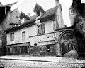 Hôtel de Pourlans (ancien) - Vue d'ensemble - Dijon - Médiathèque de l'architecture et du patrimoine - APMH00020861.jpg