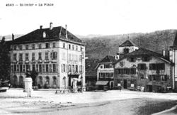 Ayuntamiento deSaint-Imierdonde se celebró el Congreso.