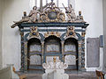 Höxter, Corvey, St. Stephanus und Vitus, Beichtstuhl.JPG
