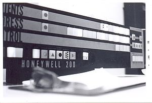 Honeywell 200 - Wikipedia