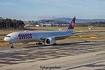 HB-JNF Boeing B777-3DE-ER B77W - SWR (31580185920).jpg